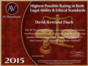 AV Rating Certificate